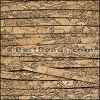 5mm flat MARBLED cork NATURAL - per 5 meters