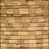 5mm round STRIPED cork NATURAL - per 10 feet