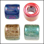 Ceramic Beads<br>5mm Round Hole