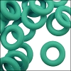 10mm rubber o-rings per 10 pieces AQUA