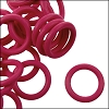 10mm rubber o-rings per 10 pieces CHERRY POP