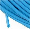rubber tube 3mm per FOOT BLUE