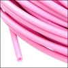 rubber tube 2mm per FOOT PINK