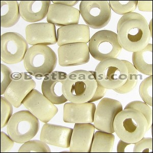 ceramic bead  per 1000 pieces CREAM
