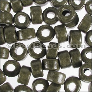 ceramic bead  per 1000 pieces KHAKI TAN